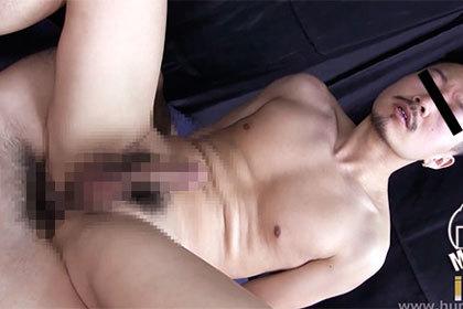 スリ筋マッチョなデカマラ変態兄貴がアナルFUCKでアヘ顔昇天!!