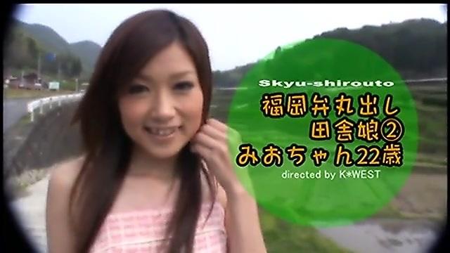 千花澪 福岡弁が可愛らしい女の子