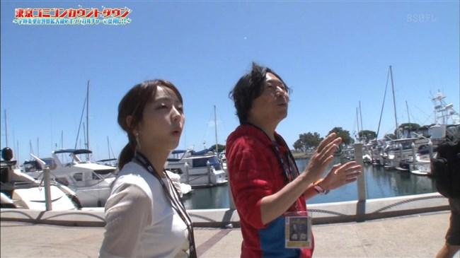 宇垣美里~東京コミコンカウントダウンで胸元パンパンにしてエロカワレポート!0016shikogin