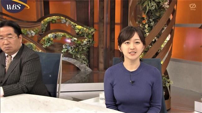 片渕茜~WBSトレンドたまごでのオッパイ強調の縄跳びはエロ過ぎて成人指定!0002shikogin