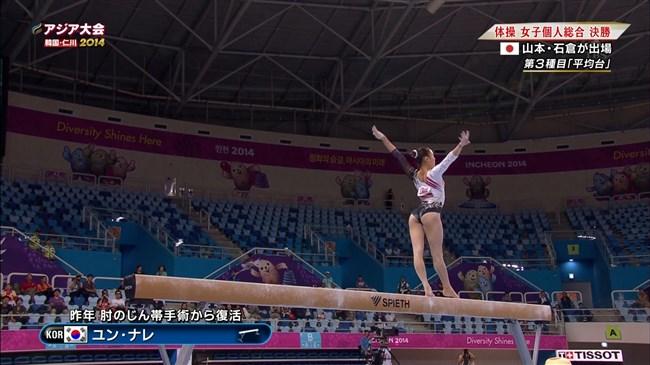 女性体操選手の目のやり場に困る下半身画像に注目wwwww0002shikogin
