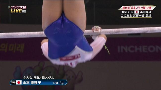 女性体操選手の目のやり場に困る下半身画像に注目wwwww0005shikogin