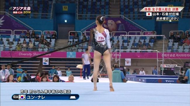 女性体操選手の目のやり場に困る下半身画像に注目wwwww0007shikogin