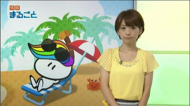 奈良岡希実子~Nスタでの久々に見せた巨乳なニット服姿に興奮を隠し切れない!0009shikogin