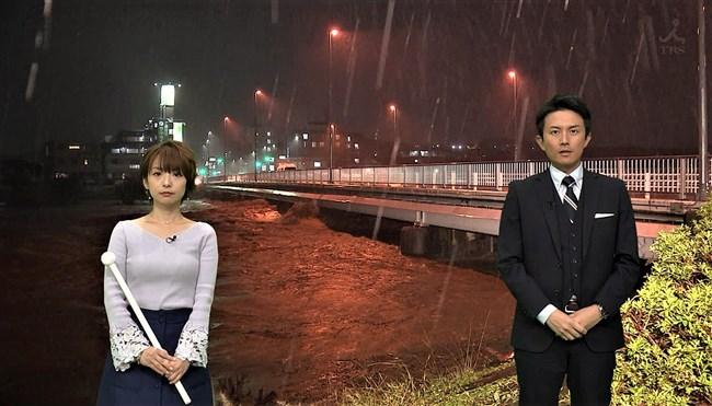 奈良岡希実子~Nスタでの久々に見せた巨乳なニット服姿に興奮を隠し切れない!0005shikogin