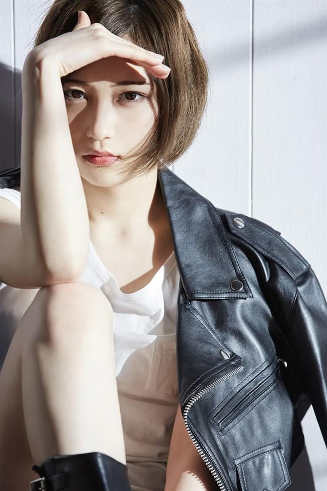 志田愛佳~再びショートヘアにしてモデルとして再始動!やっぱモノが違うって感じ!0009shikogin