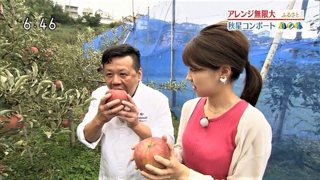 前川夏生~NHK金沢局の美人にして巨乳をアピールしたレポートがエロ過ぎる!0012shikogin