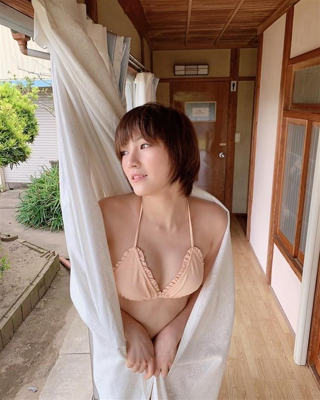 岡田奈々[STU48]~週刊チャンピオンに掲載された最近水着グラビア!バイセクシャル疑惑!0015shikogin