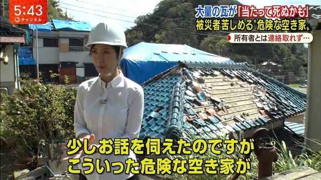 桝田沙也香~スーパーJチャンネルでの胸の膨らみが悩ましいニット服姿が極上!0007shikogin