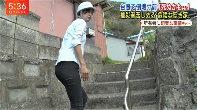 桝田沙也香~スーパーJチャンネルでの胸の膨らみが悩ましいニット服姿が極上!0015shikogin