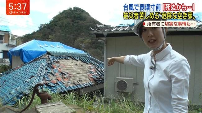 桝田沙也香~スーパーJチャンネルでの胸の膨らみが悩ましいニット服姿が極上!0016shikogin