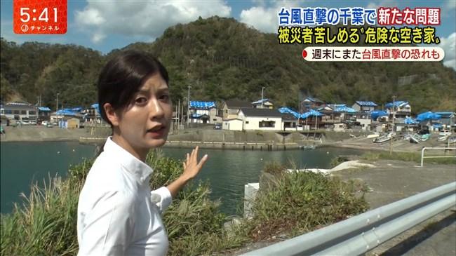 桝田沙也香~スーパーJチャンネルでの胸の膨らみが悩ましいニット服姿が極上!0005shikogin