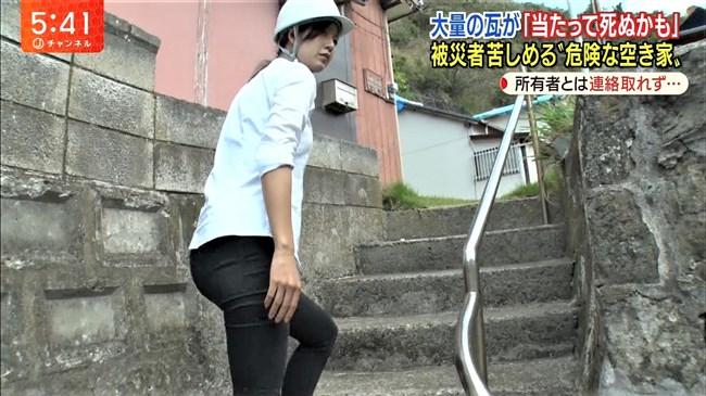 桝田沙也香~スーパーJチャンネルでの胸の膨らみが悩ましいニット服姿が極上!0006shikogin