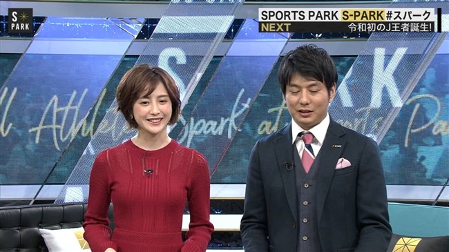 宮司愛海~S-PARKでのプックリしたニット服オッパイがエロ過ぎて股間スパーク!0007shikogin