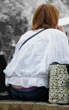 ■ ■vol123-チラっと見える透けパンティ