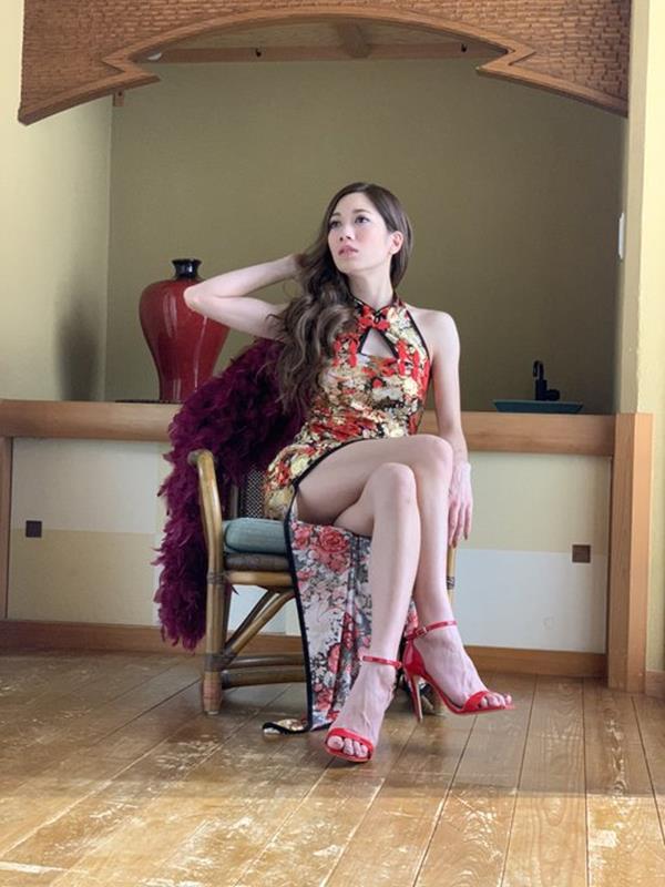 東凛(あずまりん)艶肌のスレンダー美熟女エロ画像38枚のa17枚目