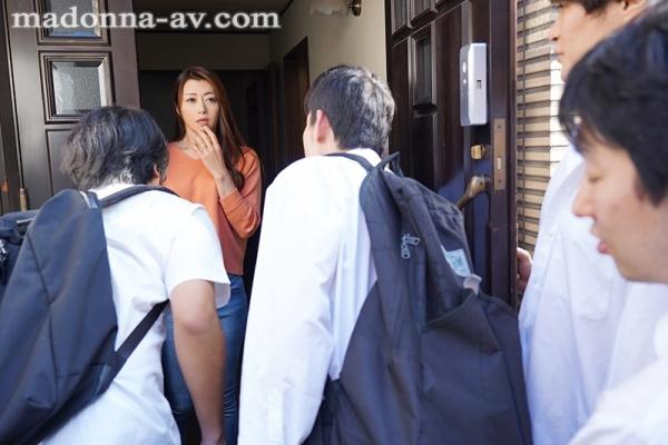 北条麻妃さん 43歳、輪姦され大量に中に出されてしまう。画像66枚のc02枚目