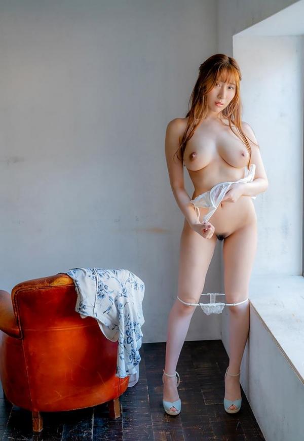 日下部加奈 爆乳の元トリンプ下着販売員ヌード画像120枚のb020枚目