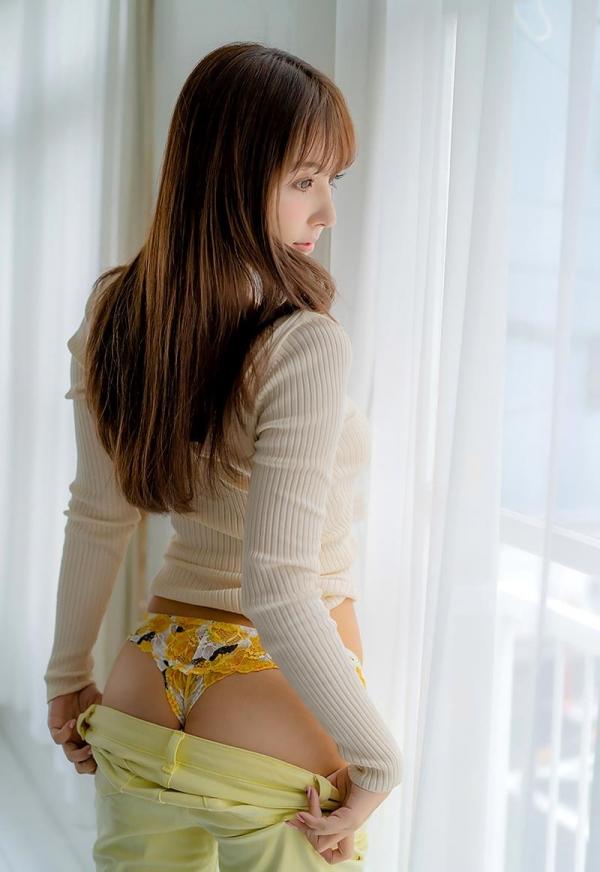 三上悠亜のプリ尻Tバックや全裸のエロ画像71枚の2