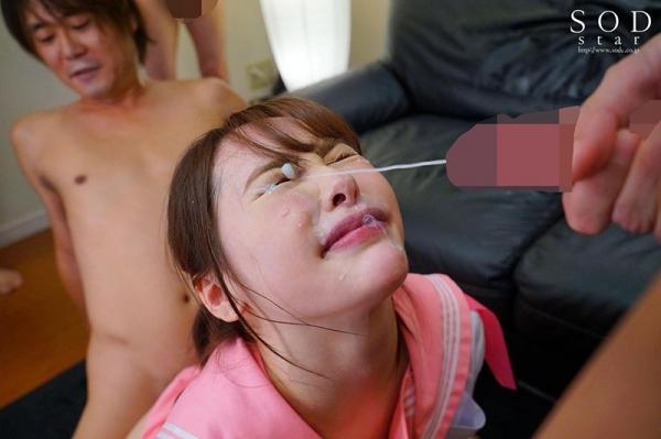 射精100発を顔で受けとめた小倉由菜さんのお姿がこちら 画像64枚のc12枚目