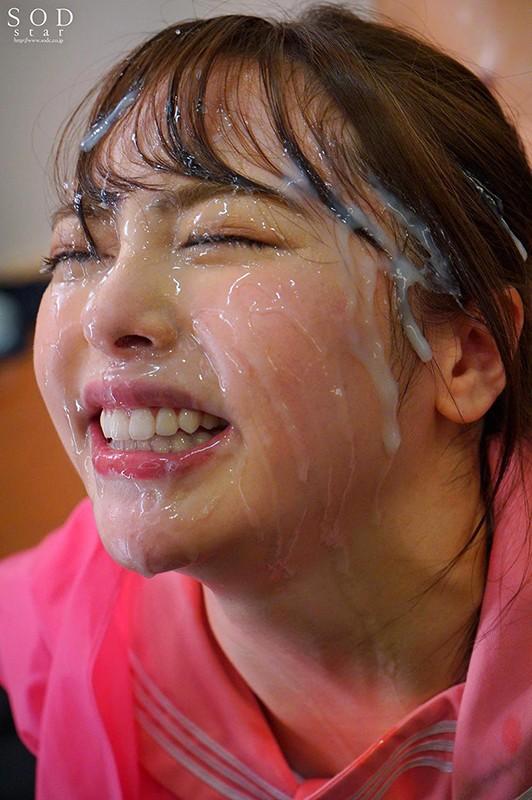 射精100発を顔で受けとめた小倉由菜さんのお姿がこちら 画像64枚のc14枚目