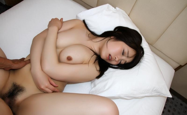セックス画像 デカチンが良すぎてアヘ顔のお姉さん100枚の027枚目