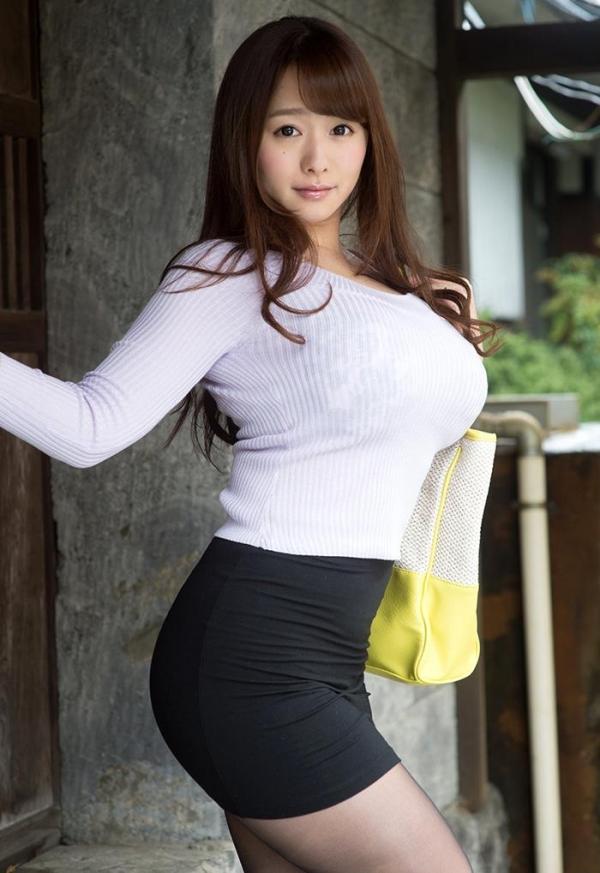 白石茉莉奈 国民的AVママドル マドンナデビュー画像49枚のb01枚目
