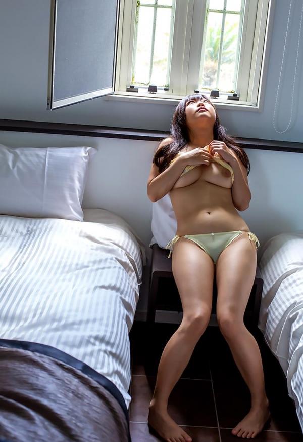 羽咲みはるさん、性拷問を受け精神崩壊してしまう。画像55枚のb11枚目