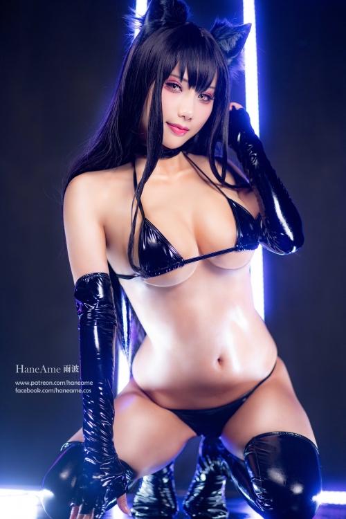 台湾美人巨乳コスプレイヤーHaneAme 雨波 童貞が妄想したちょっとエッチなお姉さんの雰囲気wな肉感的エロコスプレ画像まとめ 164枚