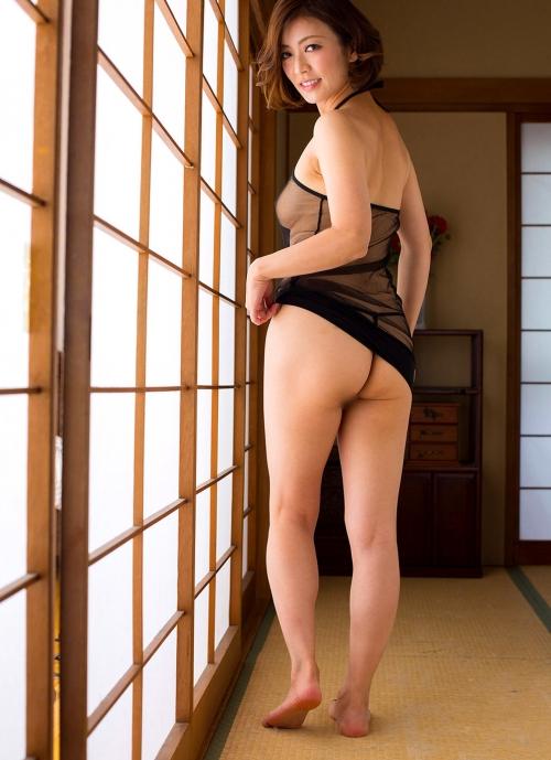 人妻・熟女AV女優 瞳リョウ Hitomi Ryo ヌードグラビア 56