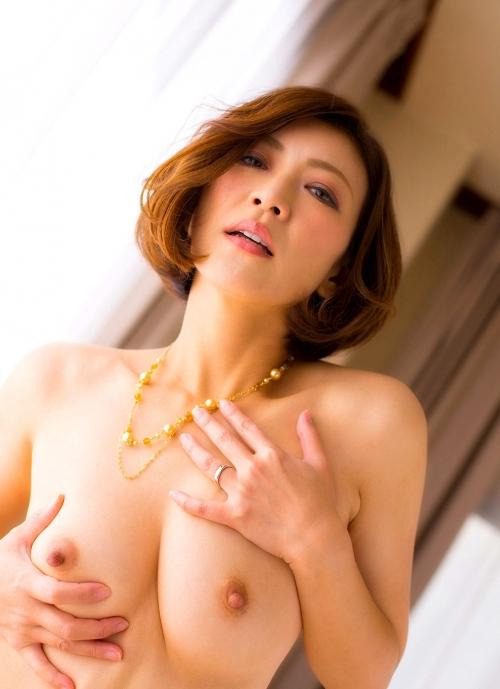 人妻・熟女AV女優 瞳リョウ Hitomi Ryo ヌードグラビア 93