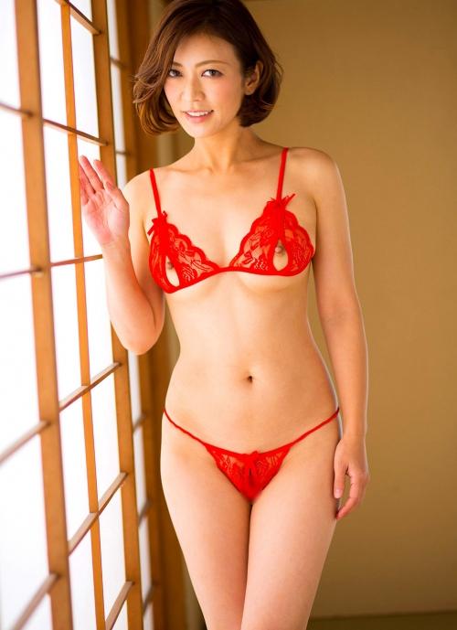 人妻・熟女AV女優 瞳リョウ Hitomi Ryo ヌードグラビア 115