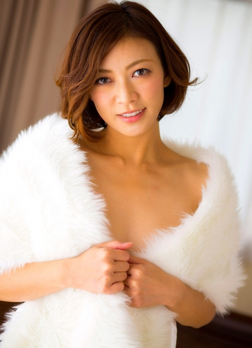 人妻・熟女AV女優 瞳リョウ Hitomi Ryo ヌードグラビア 132