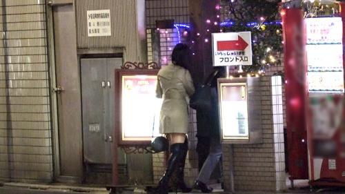 【調教され過ぎ神ドM】夜の巷を徘徊する〝激レア素人〟!! 37 300MIUM-566 (神納花) 07