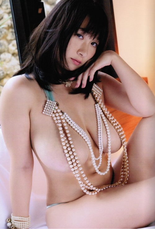 桐山瑠衣写真集 『Lapis Dress』 55