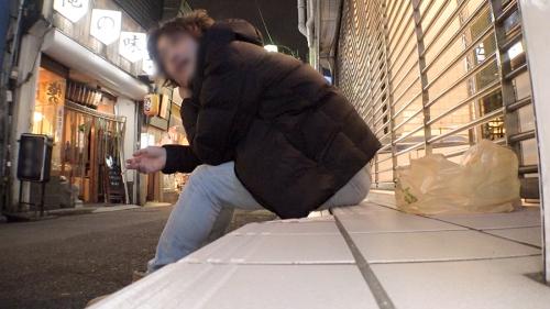 夜の巷を徘徊する〝激レア素人〟!! 36 ホノカ 25歳 キャバ嬢 300MIUM-556(三原ほのか) 07