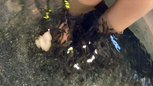 【Fカップ20歳発情中】中野で働く美少女とサボり旅へ!温泉で股間擦り付けてくる発情っぷりはヤバ過ぎw即SEX突入でご奉仕&ハメ潮祭り開催!ヤり盛りの性欲は無限【ねぇもっとしよ?♪】:今日、会社サボりませんか?12in中野 あずさちゃん 20歳 300MIUM-585(岬あずさ) 19