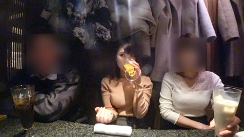 朝までハシゴ酒 61 in中目黒駅周辺 ユリア 23歳 300MIUM-579 (大原ゆりあ) 11