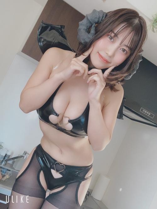 サキュバス (夢魔) Succubus Cosplay 24