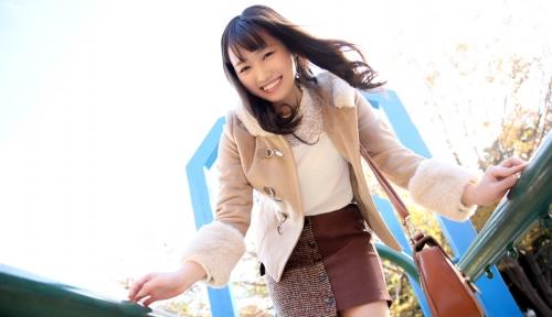 巨乳AV女優 若宮穂乃 セックス画像 03
