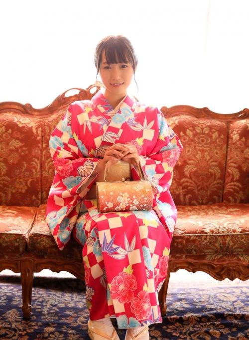 巨乳AV女優 若宮穂乃 セックス画像 64