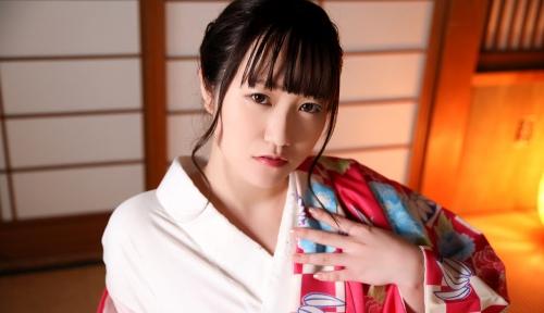 巨乳AV女優 若宮穂乃 セックス画像 73