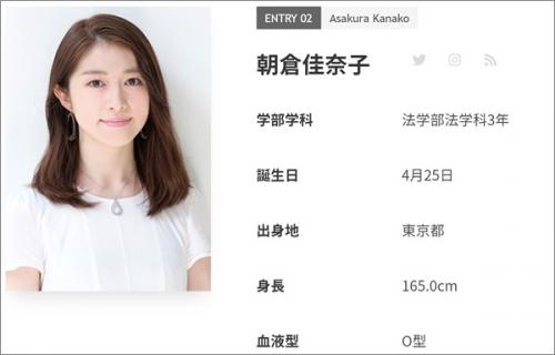 結城るみな (学習院大学法学部出身 ミスキャンパス2016 朝倉佳奈子だった) 35