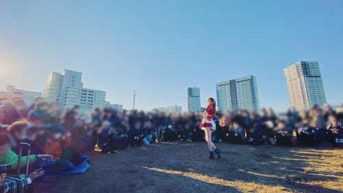 愛音まりあ 2019年12月28日 C97コミケ1日め プレステージ公式オリジナル衣装 コスプレ 04