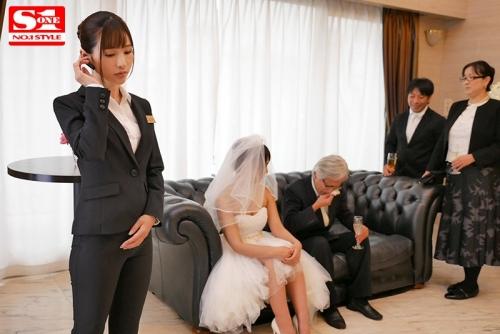 2020年3月エスワン卒業作『結婚式直前から式の終りまで…新婦の目を盗んで新郎を誘い寝取る美人ウエディングプランナー 天使もえ』 05