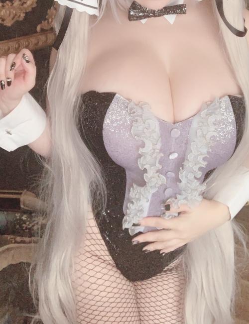 バニーガール Bunnygirl Cosplay 10