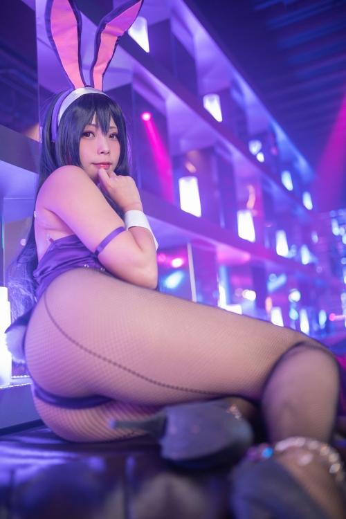 バニーガール Bunnygirl Cosplay 17