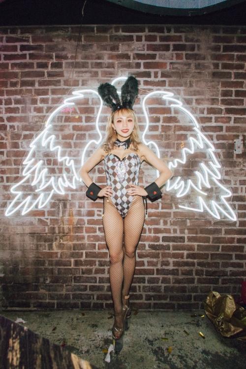 バニーガール Bunnygirl Cosplay 23