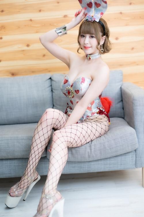 バニーガール Bunnygirl Cosplay 28
