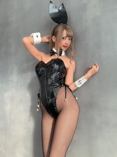 バニーガール Bunnygirl Cosplay 35